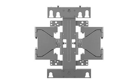 OTW150 Tilting Wall Mount for OLED TV's front view